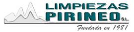 Limpiezas Pirineo Logo